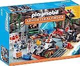 Playmobil 9263 - Adventskalender Spy Team Werkstatt