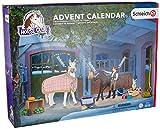 Der Schleich Horseclub Pferde-Adventskalender 2016