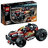 LEGO 42073 - das einfach schnelle Bash! Crash! Technic Rückziehauto