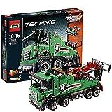 Der Lego Technic 42008 Abschlepptruck