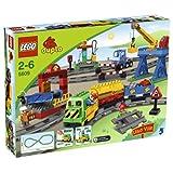 Lego 5609 - Superset inklusive Güterzug und Förderband (2008)