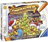 Ravensburger 00840 tiptoi Adventskalender 2018-Komm mit in die Weihnachtswerkstatt, bunt