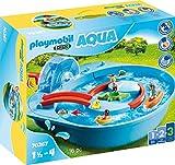 PLAYMOBIL 1.2.3 Aqua 70267 Fröhliche Wasserbahn, Ab 2 Jahren