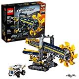 Lego Technic 42055 - der Schaufelradbagger mit B-Modell