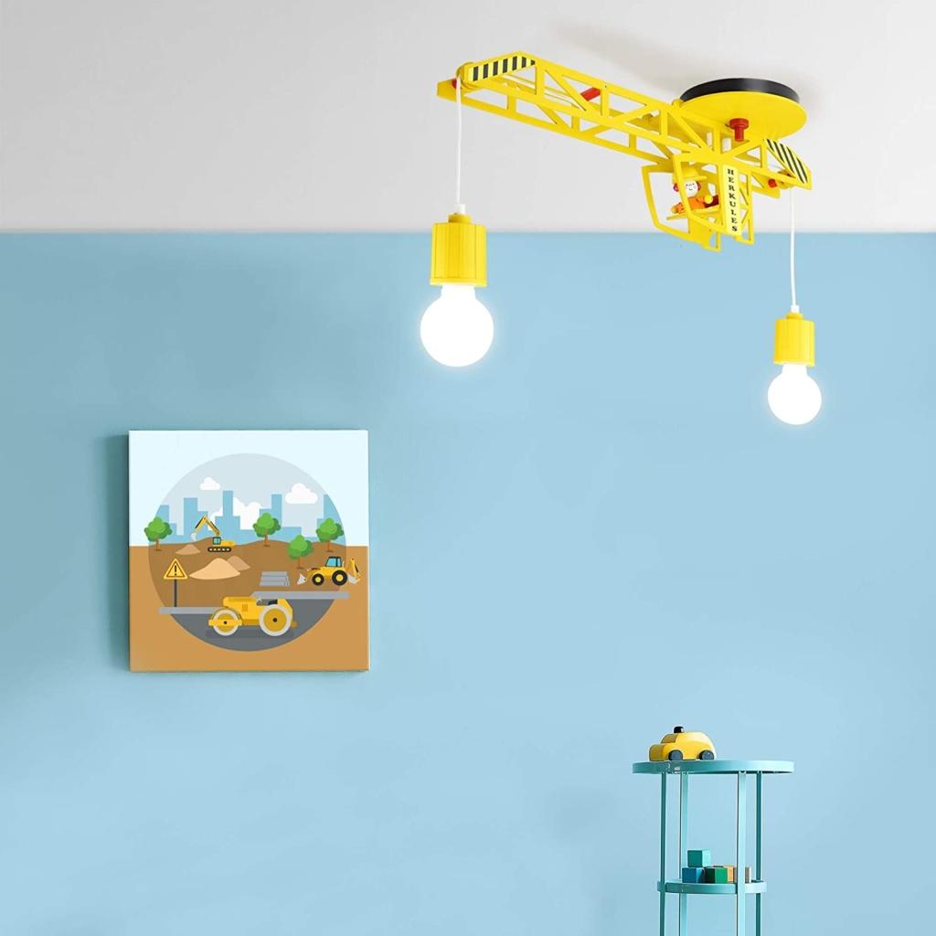Kinderzimmer Deckenleuchten - mehr als 50 wunderschöne Kinderzimmer Beleuchtungen
