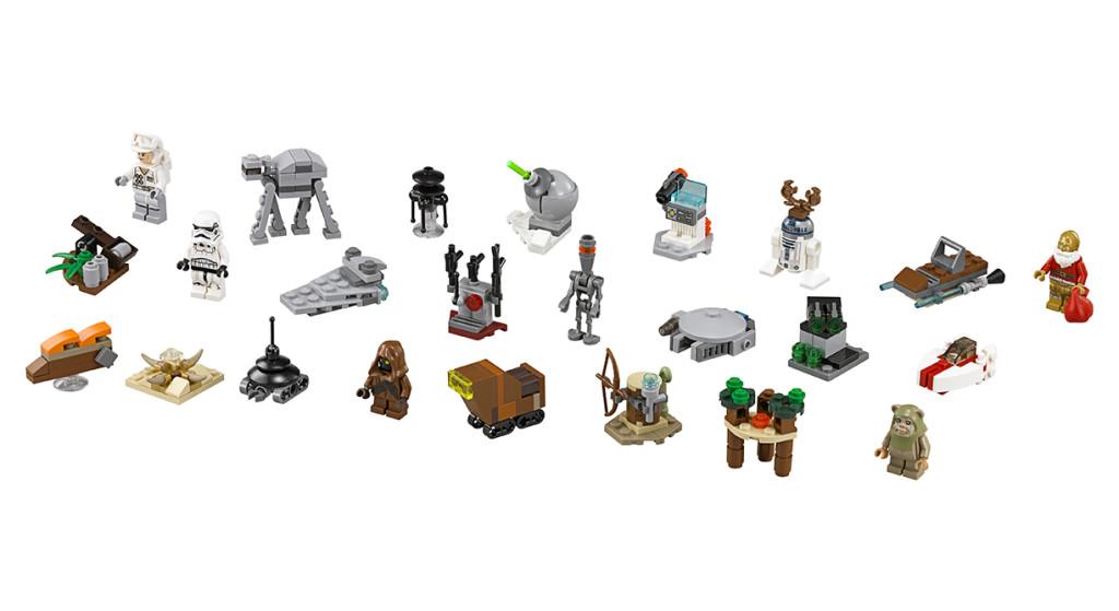 LEGO Adventskalender Star Wars 75097