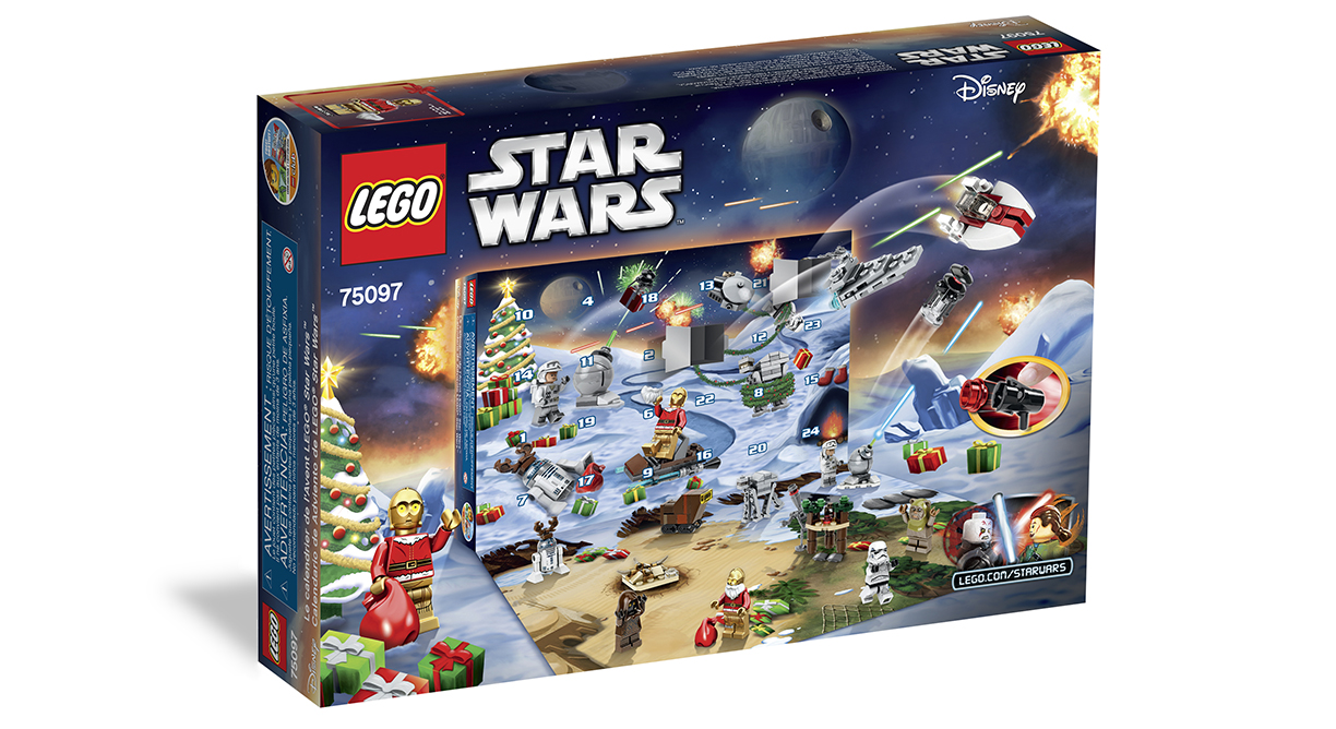 LEGO Star Wars Adventskalender 2015 75097