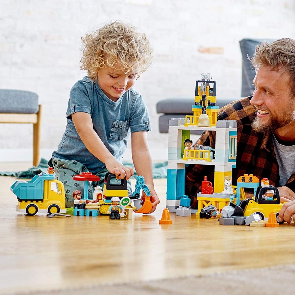 Lego Duplo bietet großen Spielspaß für kleine Kinder