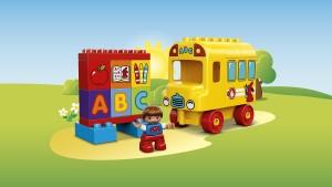 Lego Duplo 10603 Mein erster Bus EAN 5702015355094