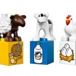Lego Duplo Starterset 10617 Mein erster Bauernhof EAN 5702015355124