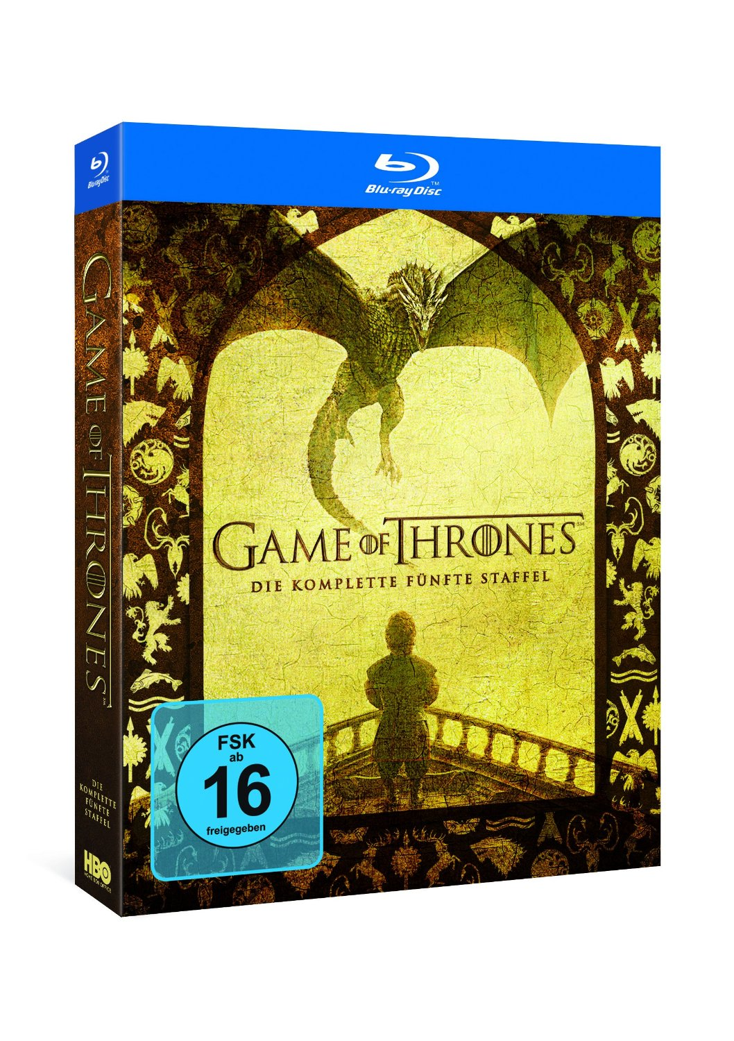 Preisvergleich Game of Thrones staffel 5 EAN 5051890298881