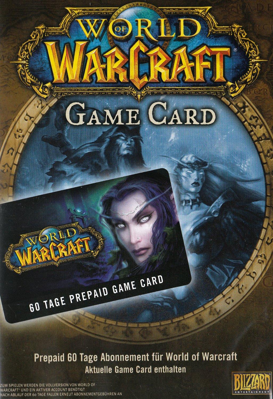 WOW Gamecard Preisvergleich EAN 3348542196902