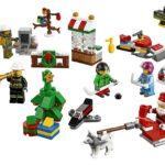 Lego City 60133 Adventskalender 2016 EAN 5702015594943 Inhalt