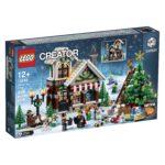 Weihnachtlicher Spielzeugladen Lego 10249 EAN 5702015348379