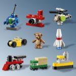 Weihnachtlicher Spielzeugladen Lego 10249 Inhalt