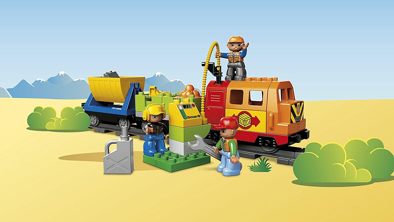Lego Duplo 10508 - Eisenbahn Superset
