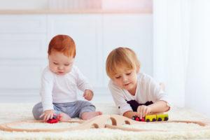 Hersteller von Eisenbahnen für Kleinkinder