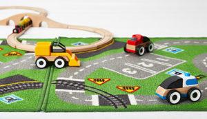 Hersteller von Eisenbahnen für Kleinkinder - IKEA kompatibel zu Brio