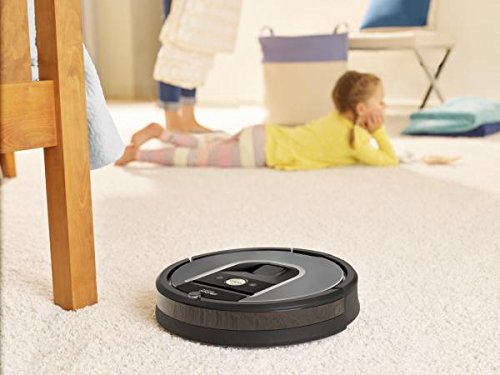 Vergleich Roomba 960 vs 980 Test