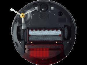 Roomba 980 Gummi-Extraktoren auf der Unterseite