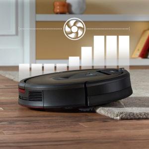 Roomba 980 - der Turbomodus für Teppiche