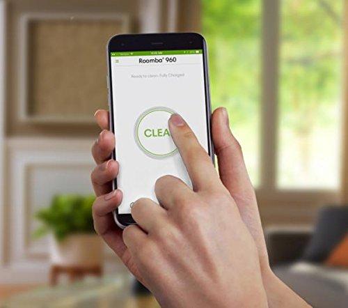 Roomba 980 Kauf Test Steuerung mit App