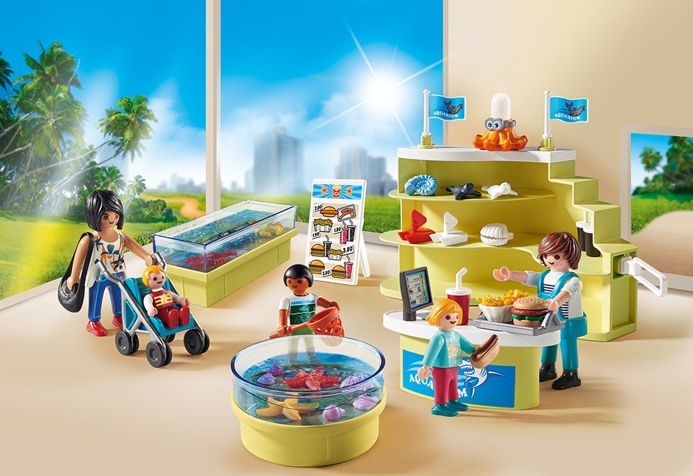 Playmobil 9061 Neuheit Aquarium-Shop