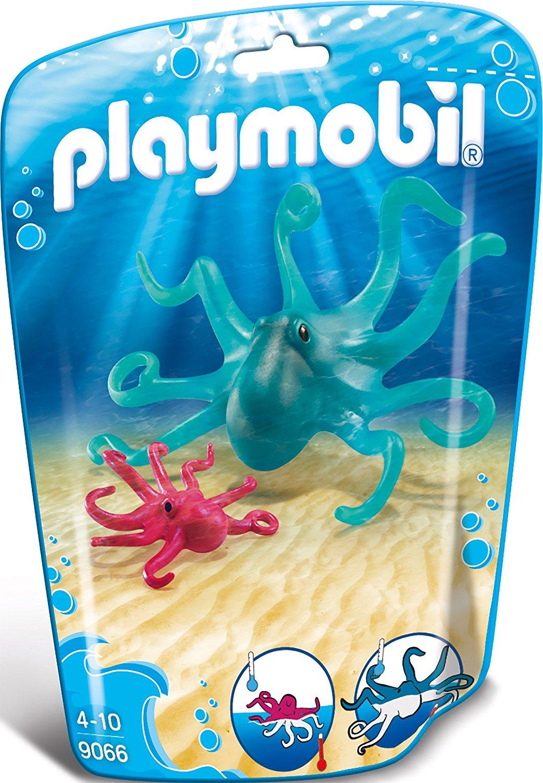 Playmobil 9066 Neuheit Krake mit Baby