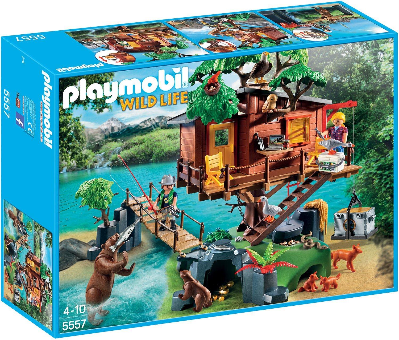 Playmobil 5557 Das Baumhaus EAN 4008789055576