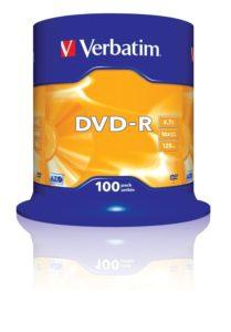 Verbatim 43549 DVD-R Rohlinge