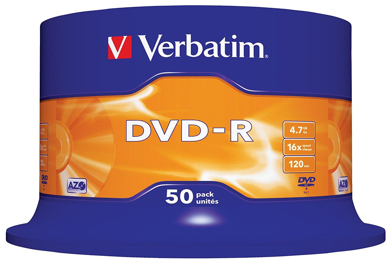 DVD-R Bestenliste