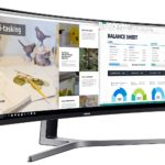 Samsung LC49HG90DMUXEN LED Monitor Test Multitasking