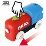 BRIO World 33710 - mein erstes Brio Startknopf Lok