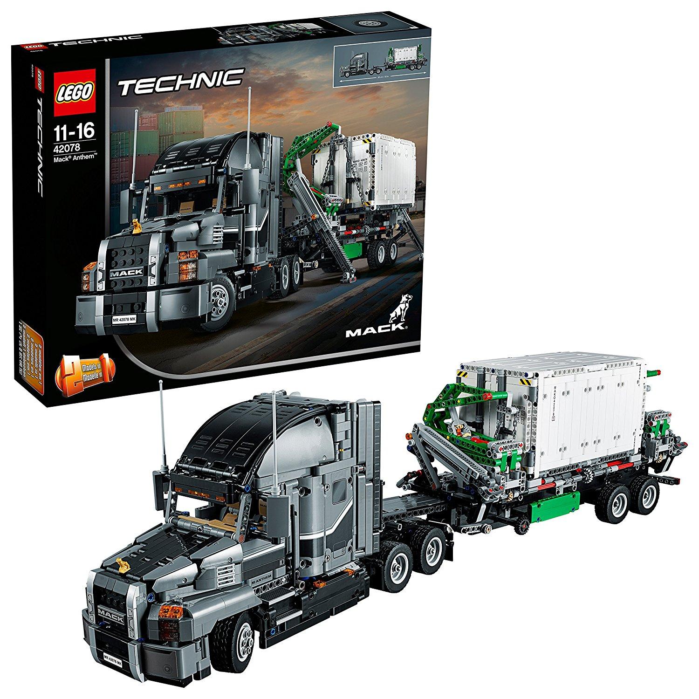 Lego Technic 42078 Verpackung