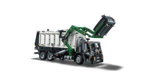 Lego Technic 42078 Mack LR Müllwagen