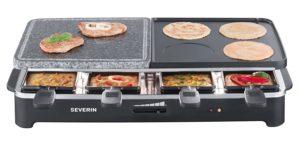 Bestenliste Raclette - Test