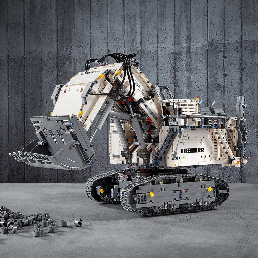 Welche Lego Technic Bagger gibt es?