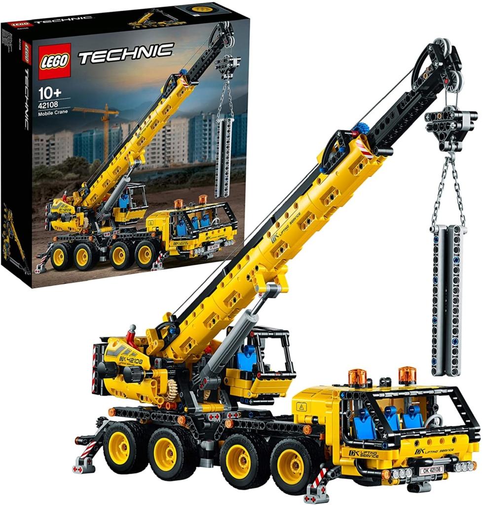 Lego Technic Kran 42108