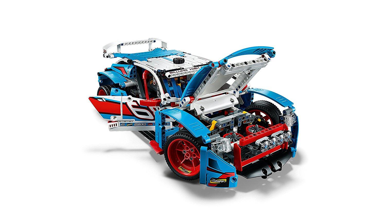 Lego 42077 - die Motorhaube