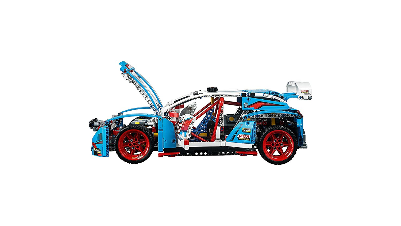 Lego Technic 42077 - das Cockpit