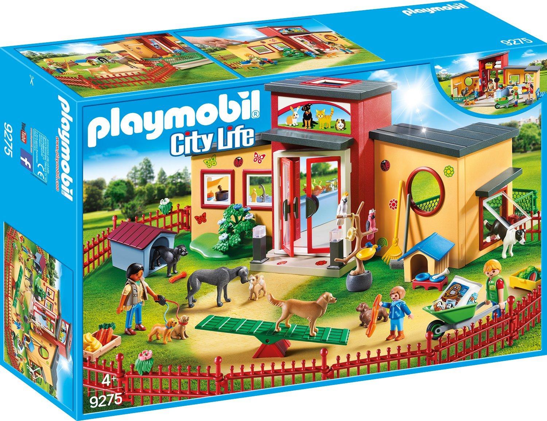 Playmobil 9275 Tierhotel Verpackung