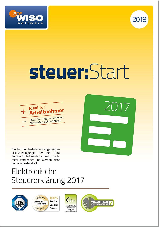Bestseller Software Steuern