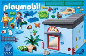 Playmobil 9277 Kleintierpension - Neuheiten 2018 Inhalt