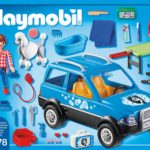 Playmobil 9278 Mobiler Hundesalon Inhalt