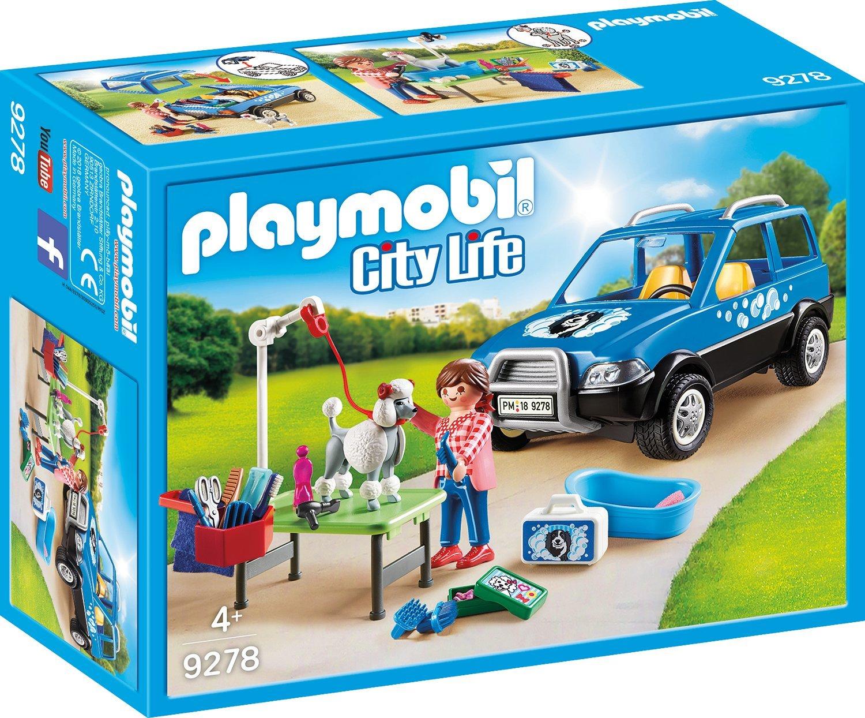 Playmobil 9278 Mobiler Hundesalon Neuheit 2018