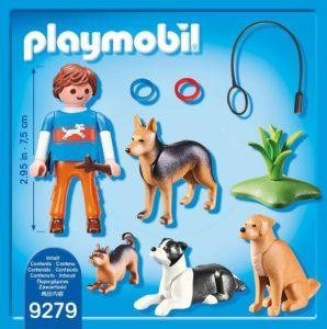 Playmobil Hundetrainer 9279 Inhalt