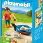 Playmobil 5126 Mädchen mit Katzenfamilie