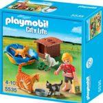 Playmobil 5535 Katzenfamilie