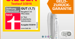 Oral-B SmartSeries 6400 Saturn Werbung