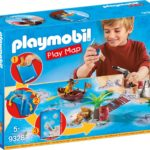 Playmobil 9328 - Playmap Piraten